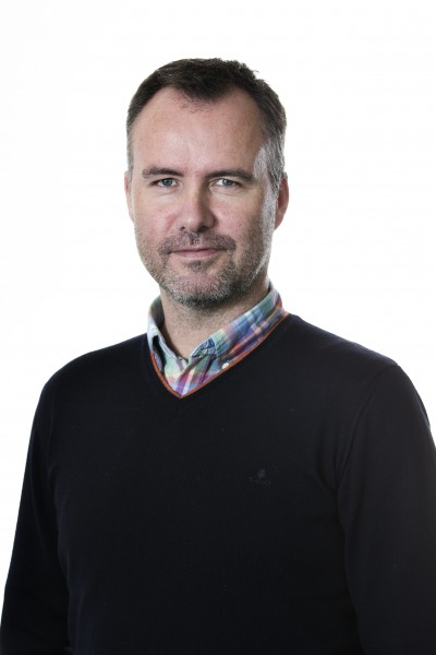 Peter Martinsson, Skånesports domarexpert. Foto: Lars Dareberg