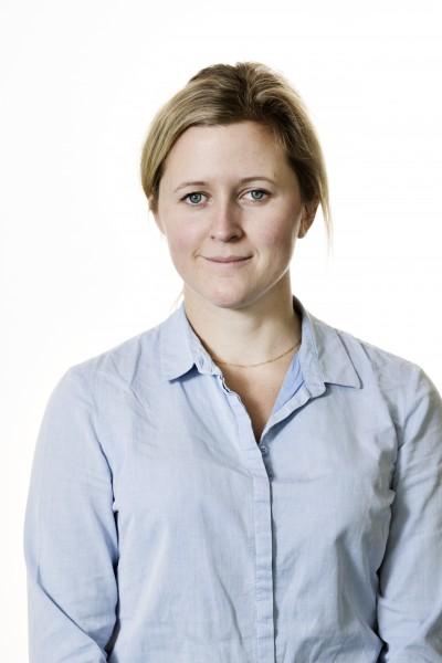 Anna Nyström, ridsportsexpert i Skånesport. Foto: Lars Dareberg
