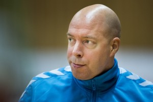 H65-tränaren Niklas Harris är först ut i Skånesports tränarserie. Foto: Bildbyrån