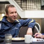 Peter Satz är på krigsstigen och levererar tung kritik mot ledningen av svensk pingis. Foto: RP Media