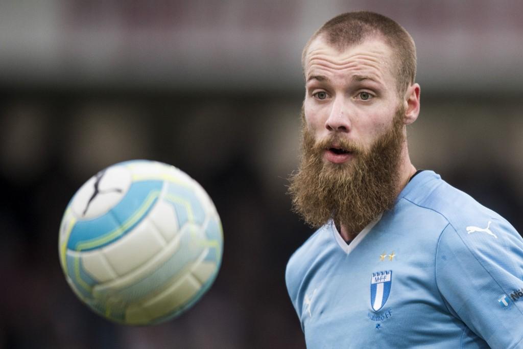 Jo Inge Berget hoppas vinna sin första titel med MFF i cupfinalen. Foto: Bildbyrån