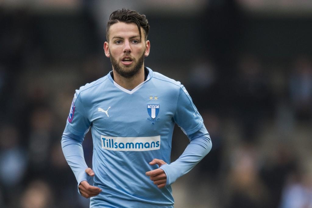 Rakip: Ska jag lämna Malmö FF så ska jag göra det som stjärna i Allsvenskan. Foto: Bildbyrån