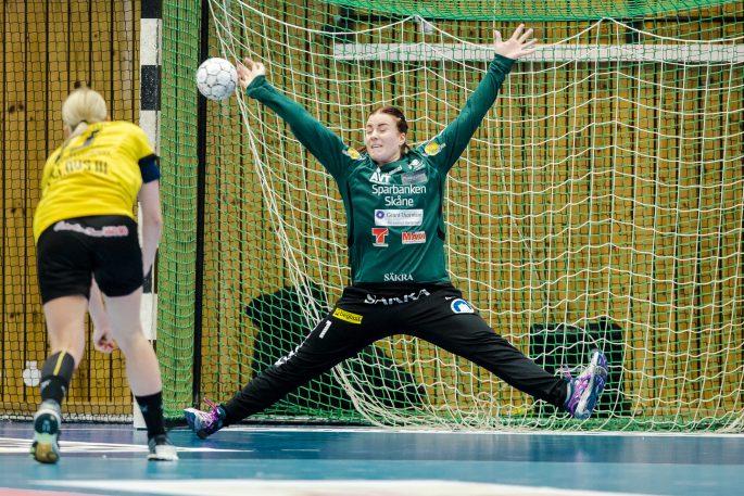 Ida Nilsson tar steget tillbaka till Lugi - klubben hon gjorde elitseriedebut i som 17-åring. Foto: Bildbyrån