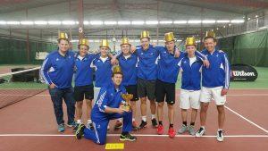 Pojkar 18 efter guldet i lag-SM.