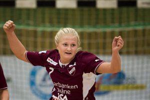 Lugis Hanna Blomstrand är veckans spelare i fokus. Foto: Bildbyrån