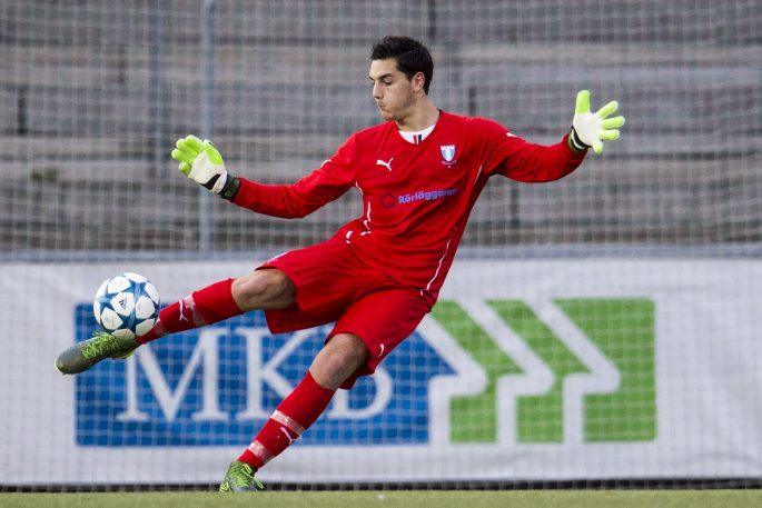 Marko Johansson in action. Foto: Bildbyrån