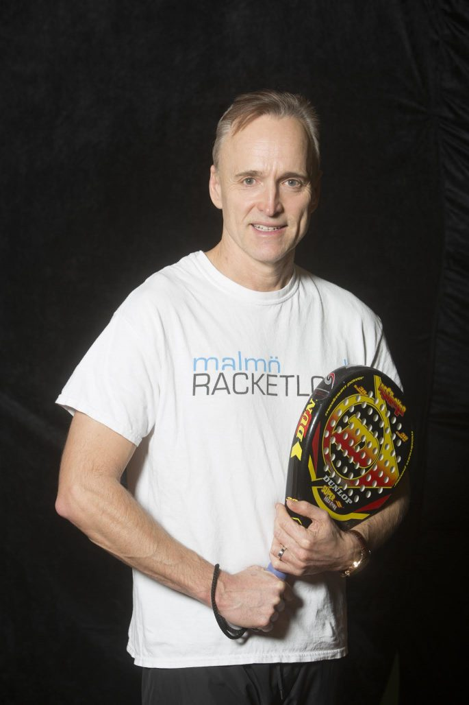 Stefan Krüeger, vd Hyllie sportcenter