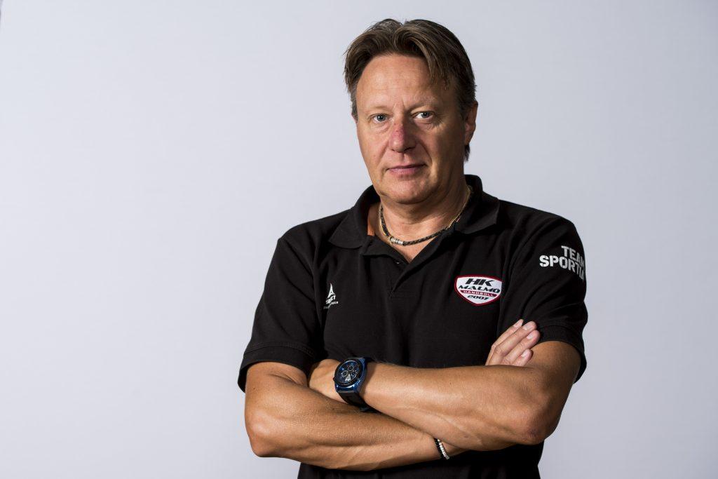 160906 HK Malmšs marknadschef Ulf Mohlin Fagerstršm poserar fšr ett portŠtt under handbollens upptaktstrŠff den 6 september 2016 i Malmš. Foto: Petter Arvidson / BILDBYRN / kod PA / 91476