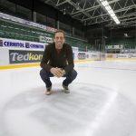 081105 Ishockey, Elitserien, Rögle: Roger Hansson, sportchef. © Bildbyrån - 29436
