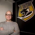161204 Panterns sportchef Joakim Tillgren poserar fšr ett portrŠtt infšr ishockeymatchen i Hockeyallsvenskan mellan Pantern och AIK den 4 december 2016 i Malmš. Foto: Petter Arvidson / BILDBYRN / kod PA / 91530