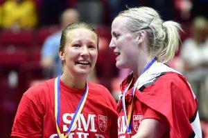 Handboll, SHE, SM-final, SŠvehof - H65 Hššr