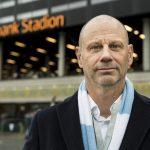 161022 Malmš FFs ordfšrande HŒkan Jeppsson poserar fšr ett portrŠtt utanfšr Swedbank Stadion infšr fotbollsmatchen i Allsvenskan mellan Malmš FF och …stersund den 22 oktober 2016 i Malmš. Foto: Petter Arvidson / BILDBYRN / kod PA / 91505