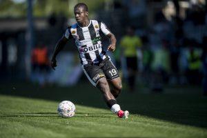 Fotboll, Division 1 sšdra, Landskrona BoIS - Oskarshamn
