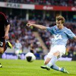 110814 Fotboll, vŠnskapsmatch, Malmš FF - AC Milan: Tobias Malm, Malmš FF. © BildbyrŒn - 73313